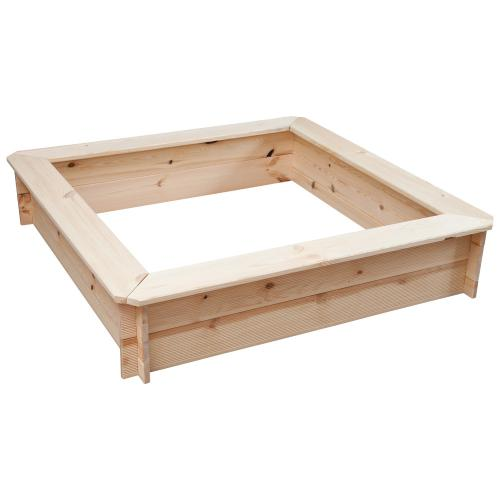 Dřevěná pískoviště