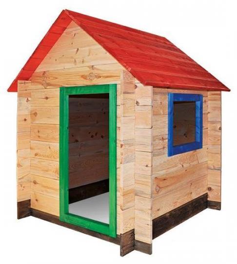 Dřevěný zahradní domek pro děti